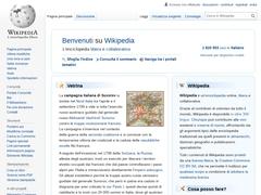 Portale:Italia -Wikipédia