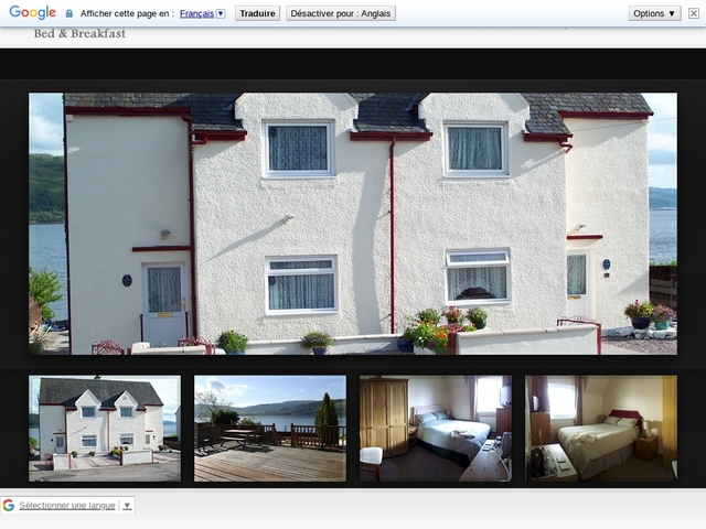 Maggie's Bed & Breakfast, Furnace, Inverary, Argyll