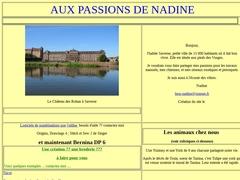 Aux Passions de Nadine
