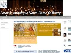 Paroisse Notre Dame