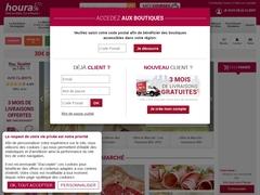 Courses en ligne houra.fr : la livraison à do..