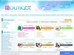 Boutiques en ligne E-commerce - BoutiqueEnLigne