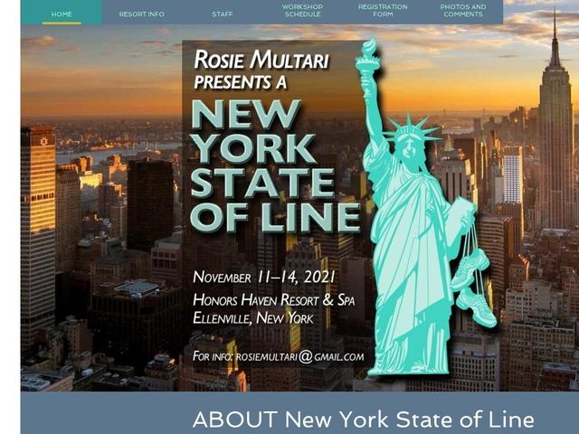 Rosie Multari-Home Page