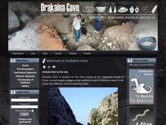 Welcome to Drakaina Cave