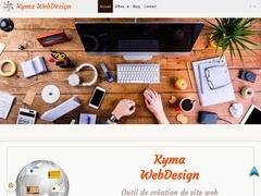 Faire son site avec Kyma Web, solutions Internet tout compris