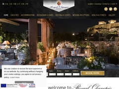 Royal Olympic Hotel - Luxury Collection ***** - Makrygianni / Athens