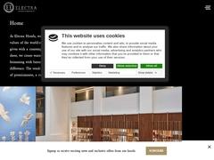 Electra Metropolis Hôtel - Collection Luxe ***** - Syndagma/Athènes