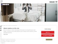 New ξενοδοχείο - Κέντρο Plein - Σύνταγμα θέσης
