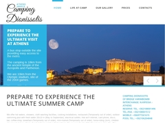 Camping Dionissotis - Εθνική Αθήνα / Λαμία - Περιστέρι