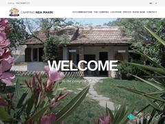 Camping Nea Makri - Βρίσκεται στη Βορειοανατολική Αττική - Νέα Μάκρη