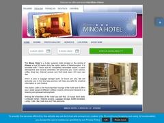 Minoa Hôtel - Métaxourgio - Athènes
