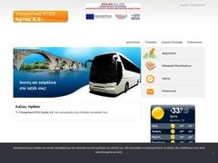 ARTA - bus KTEL - Lignes inter-villes
