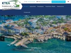 KEFALONIA - KTEL - Lines intercity