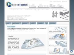 LEFKADA - KTEL - Lines intercity