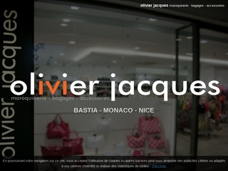 Olivier Jacques maroquinerie, bagages, sacs