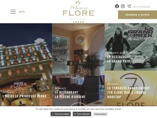 Princesse FLORE Hôtel 4 Etoiles de charme Clermont Ferrand
