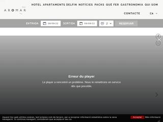 Aromar – Hotel Costa Brava