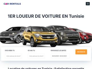 Location voiture en Tunisie avec Webcar