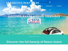 Locations voitures - Naxos