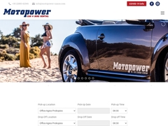 Motopower - Naxos