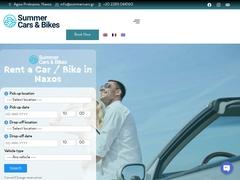 Summer Cars - Agios Prokopios - Naxos