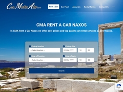 Car Moto Atv rents - Naxos