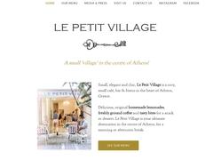 Athènes - Le Petit Village - Bistrot