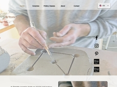 Crète - Tetraktis Studio - Ceramiques d'art - Chania