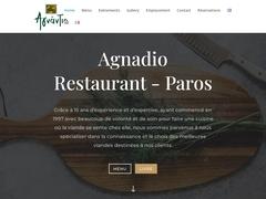 Agnadio Restaurant - Lefkes
