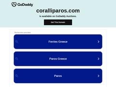 Coralli Restaurant Ouzerie - Parikia