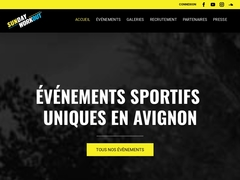 Association Sportive Avignon - Fitness Crossfit Yoga - Sunday Workout