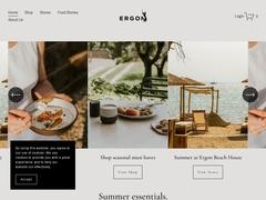 Ergon Agora Restaurant - Agia Sofia