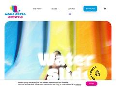 Crète - Water park Limnoupolis - Chanée