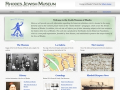 Jewish museum of Rhodes