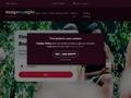 The  Design My Night  website  UK