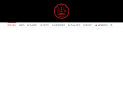 Club de iaido de Tours
