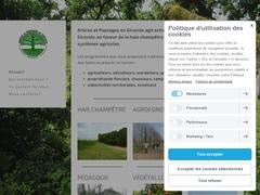 Arbres et Paysages en Gironde