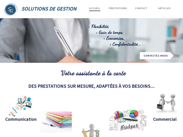 BEAULIEU SOUS PARTHENAY - SOLUTIONS DE GESTION administratives