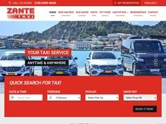 Zante - Radio Taxi - Zakynthos