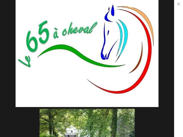 Le 65 A Cheval