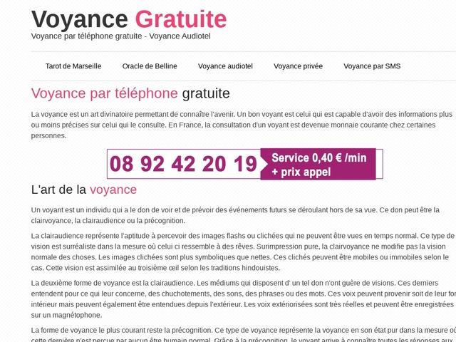 http://www.voyance-gratis.net