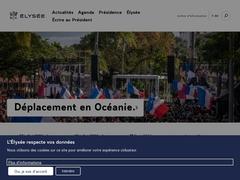 Présidence de la République française