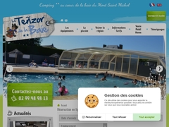 Camping Tenzor, Camping Haute Bretagne,