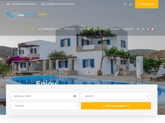 The Brothers Hotel - 2 * Hotel - Chora - Ios - Cyclades