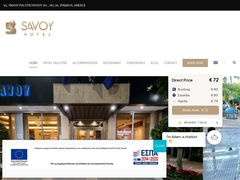 Savoy - Located on the Port part of the city - Piraeus