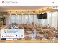 Acropolis Ami Boutique Hotel - Kynosargous Square - Athens