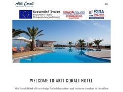 Akti Corali - 3 * Hotel - Amoudara - Heraklion - Crete