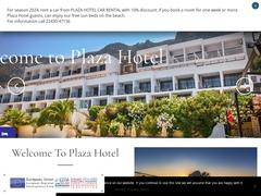 Masouri - Plaza Hotel