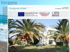 Gorgona - Ξενοδοχείο 3 * - Αμμουδάρα - Γκάζι - Ηράκλειο - Κρήτη
