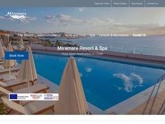 Miramare Resort Hotel - Luxe **** - Gargadoros/Lassithi/Crète